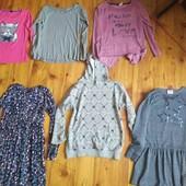 Пакет одягу на дівчинку на ріст 146-152