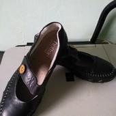 Туфли р.39 кожа