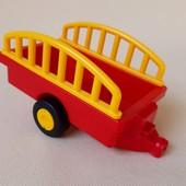 Тележка Playmobil. Оригинал.