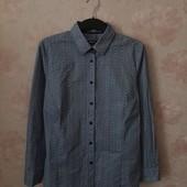 Хлопковая красивая рубашка Walbusch ! УП скидка-10%