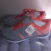 Классные легкие женские кроссовки для фитнеса crivit р.40 Укрпочта-бесплатная доставка!