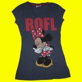 Летнее платье-туника с Минни-Маусом,размер 10,Disney