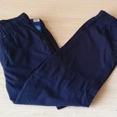 Котонові джогери з карманами по боках на хлопчика, розмір 92, бренд lupilu Геpманія