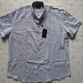 легкая рубашка р.3XL