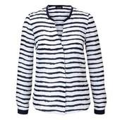 мой пролет, легкая блуза из от Tchibo(Германия), размер: 46 (38 евро) ткань похожа на шифон