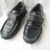Мокасины туфли кожа Kapika 31р 20см стелька