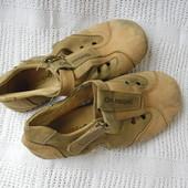 Босоножки кожаные Crocodilino, 20см, мягенькие