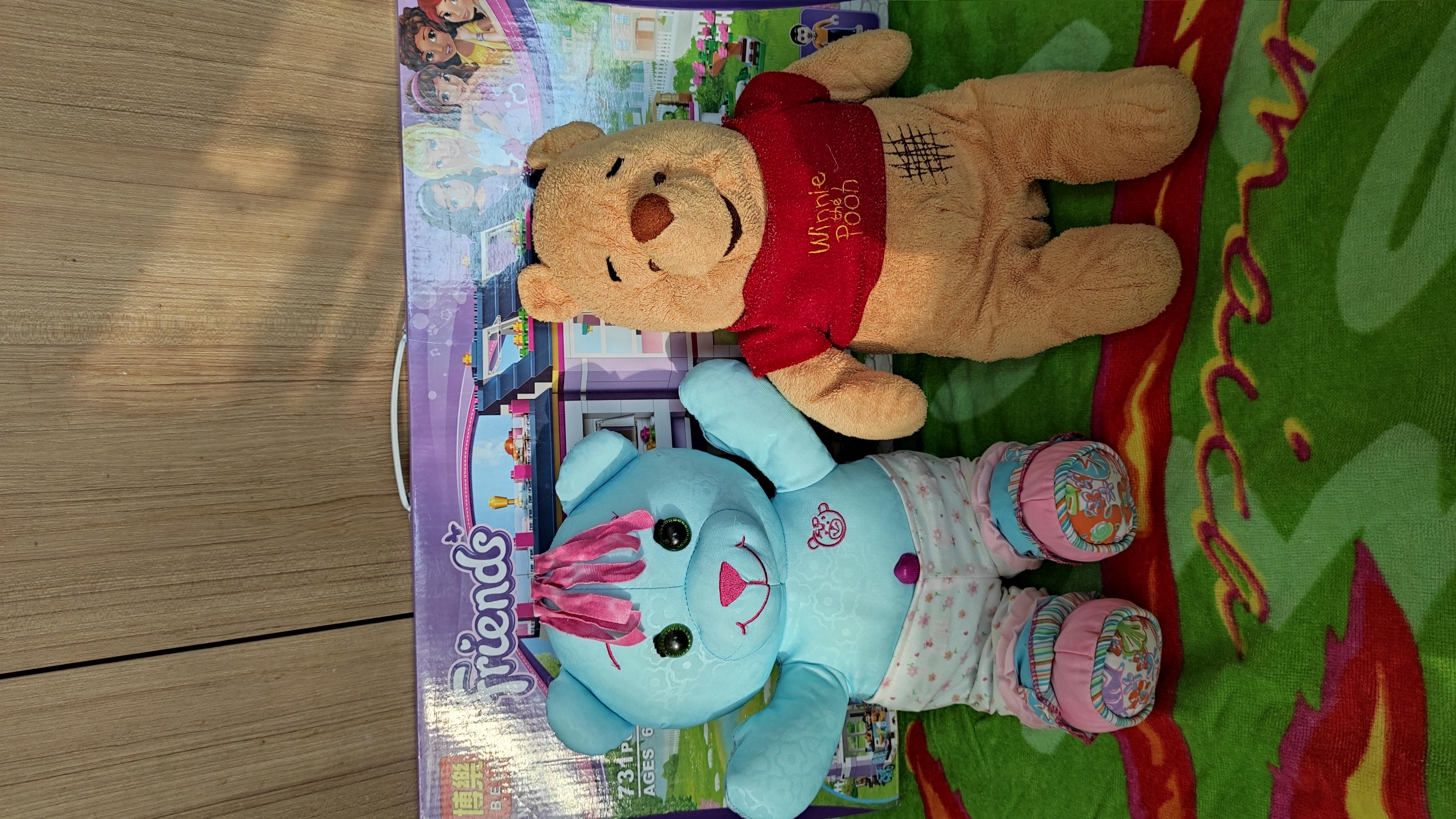 Не пропустите!!! Огромные мягкие игрушки-мишки!!!36-37см