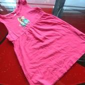 Lupilu 5-6 л 110-116 см платье сарафан отличное состояние