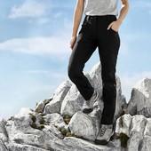 Функциональные треккинговые брюки с пропиткой crivit размер евро 44