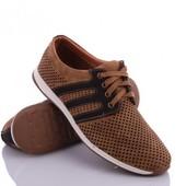 Летние кроссовки - туфли. 41 р.