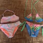 Яркие купальники