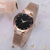 Женские часы Starry sky watch магнитный ремешек три цвета