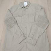 Вашему вниманию предлагается рубашка мужская, плотная от H&M р. M-L