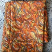 Не пропустите!!!Шикарный новый отрез ткани 1м×2,45м.