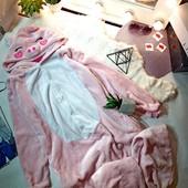 Слип человечек пижама свинка костюм для дома