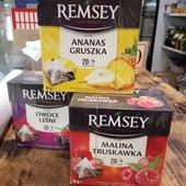 Вкуснейший чай с разными фруктами.Польша.Гармония вкуса в пирамидках:))
