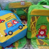 Красивый, яркий рюкзак. очень вместительный. качество отличное