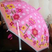 Зонтик для девочки, 3 вида
