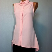 Качество! Блуза с кружевной спинкой от швейцарского бренда Zebra, в новом состоянии