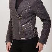 Куртка-косуха с трикотажной спиной sweet revenge