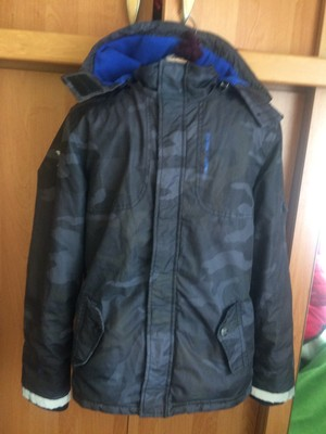 Куртка, деми, внутри флис, размер 176 см, MTC