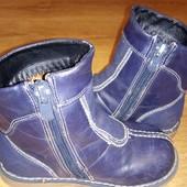 Ботиночки на маленькие ножки
