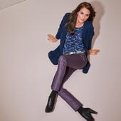 ♥tchibo, германия♥Практически даром! джинсы классика, моделируют фигуру Slim Fit, р-р 40 евро Читать
