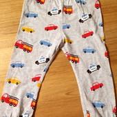 H@M пижамные штаны рост 80/86(9-12 месяцев