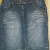 Джинсовая юбка Tom Tailor, 44-46 рр