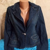 Женский джинсовый пиджак Blend размер 38