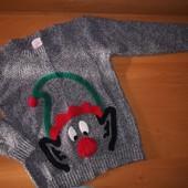 George свитер для мальчика, на 7-8лет, на рост 122-128