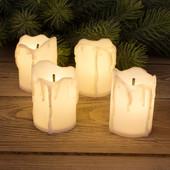 Набор свечей 4 шт.***С батарейками!!!