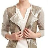 Джерси пиджак с пайетками. ТСМ Чибо