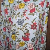 Мега стильная, фирменная блуза в цветочный рисунок  Next pp 14