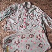 пижама байковая 50р,хб.