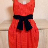 Неймовірна сукня H&M , 100% поліестер орієнтуйтеся на заміри
