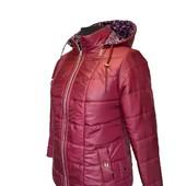 Демисезонная куртка батал52 54 56 58 60 62 6466