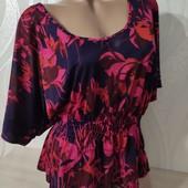Шикарная блуза р.46-48