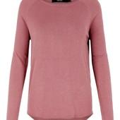 Модный, мягенький свитерок Vero Moda с удлинённой спин. для пышненьких девушек . В Новом состоянии.