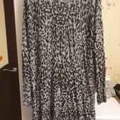 Платье туника H&M размер L в хорошем состоянии