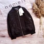 Демисезонный бомбер - куртка на подкладке / name it