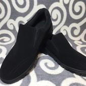 Германия! Шикарные суперкомфортные туфли-мокасины Ariane . р39.