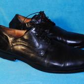 туфли кожа johnston murphy 48 размер