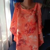 Симпатичная женская блузка, р.56-58