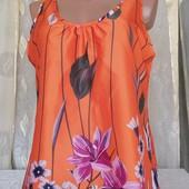 Блуза с кружевом