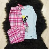 И24..домашній костюм Lupilu реглан +фланель штани110/116