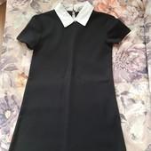 Продам школьное платье на девочку на р.122/128