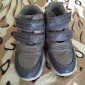 Ботинки на осень 30р по стельке 19 см