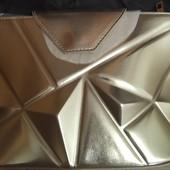 Золотистая сумочка Destiny